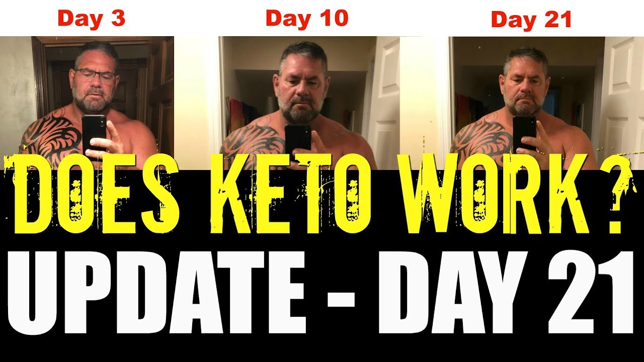 HGH, Testosterone, and Keto – Day 21 – Live Like A Viking